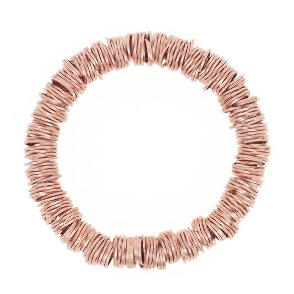 Bracciale sabbiato ad anelli GEO Pesavento