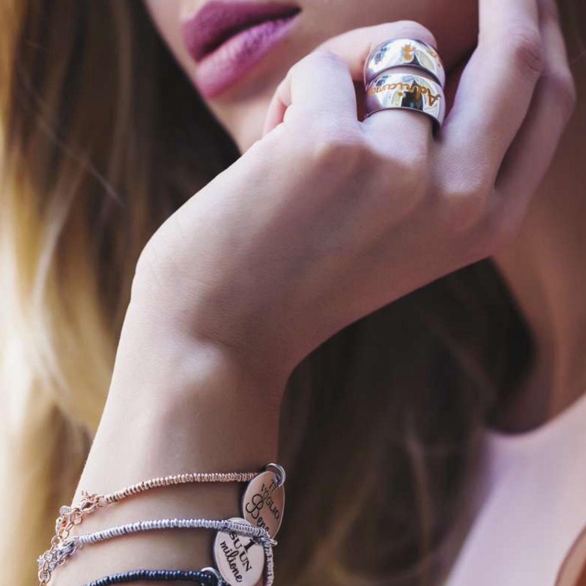 Anelli e bracciali MyCharm